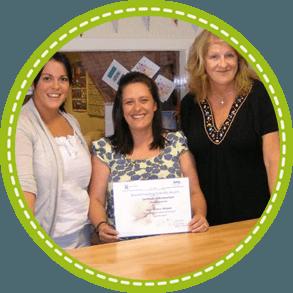 Breastfeeding Award